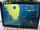 "Garmin GPSmap 8624 MFD 24"" Touchscreen Marine GPS Chartplott"