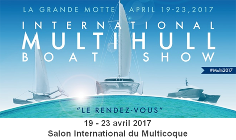 salon MultiHull 2017