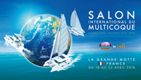 MULTIHULL 2018 - salon nautique international des multicoques de la Grande-Motte